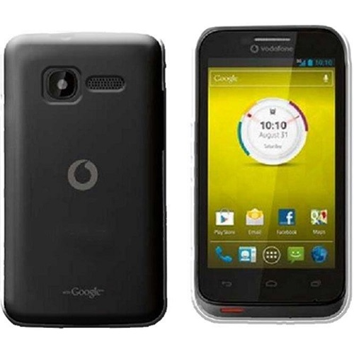 SILICONE CASE ALCATEL OT-4010 BLACK