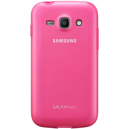 PROTECTIVE SAMSUNG COVER GT-S7275 GALAXY ACE 3 PINK