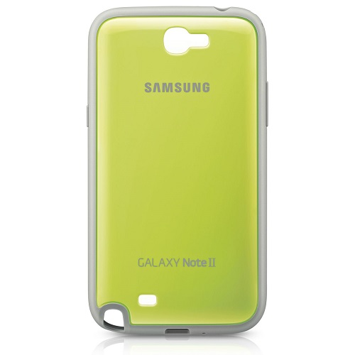 PROTECTIVE COVER SAMSUNG GT-N7100 GALAXY NOTE 2 GREEN
