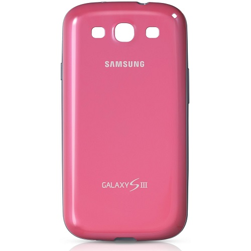 PROTECTIVE COVER SAMSUNG GT-I9300 GALAXY S3 PINK