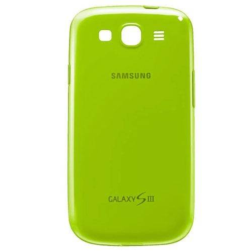 PROTECTIVE COVER SAMSUNG GT-I9300 GALAXY S3 GREEN