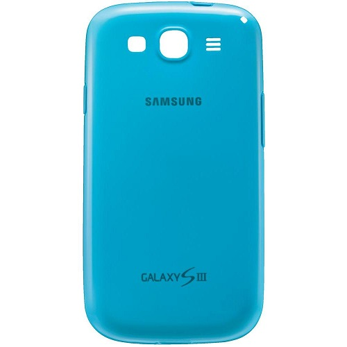 PROTECTIVE COVER SAMSUNG GT-I9300 GALAXY S3 CELESTIAL