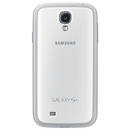 PROTECTIVE COVER SAMSUNG GT-I9505 GALAXY S4 WHITE