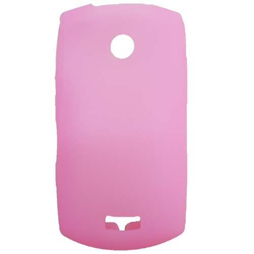SILICONE CASE SAMSUNG S5620 PINK