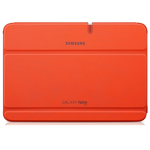 BOOK COVER SAMSUNG GT-N8000 GALAXY NOTE 10.1'' ORANGE