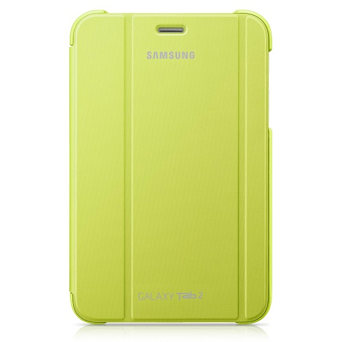 BOOK COVER SAMSUNG GT-P3100 GALAXY TAB 2 7.0'' GREEN