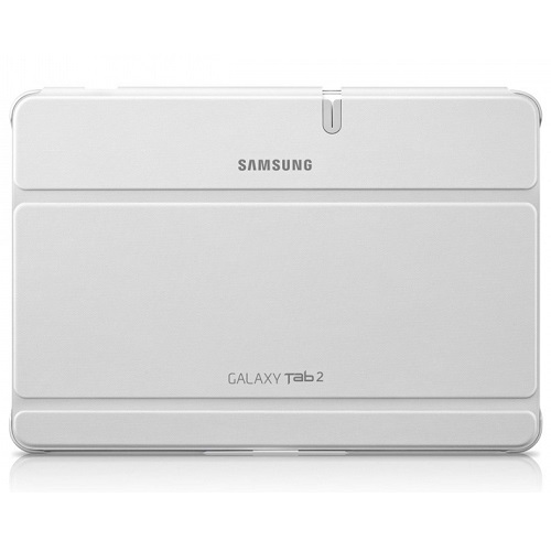 BOOK COVER SAMSUNG GT-P5100 GALAXY TAB 2 10.1'' WHITE