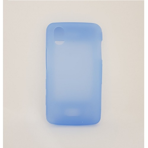 SILICONE CASE LG KP500 BLUE