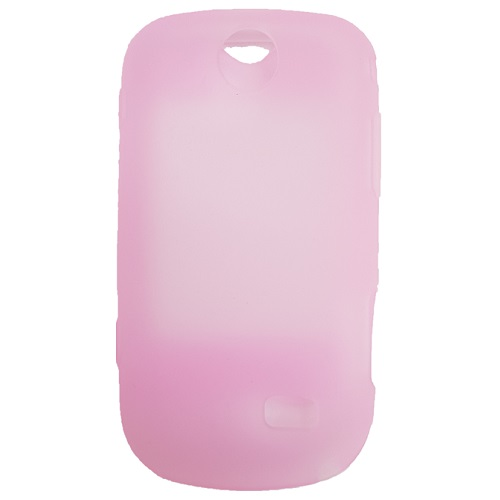 SILICONE CASE SAMSUNG S3370 POCKET 3G ROSA