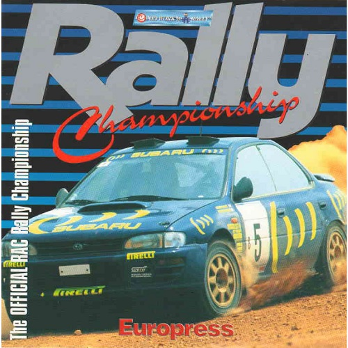 PC GAME - RALLY CHAMPIONSHIP - ITALIANO