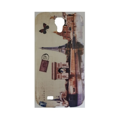 SILICONE CASE SAMSUNG I9505 GALAXY S4 PARIS MONUMENT