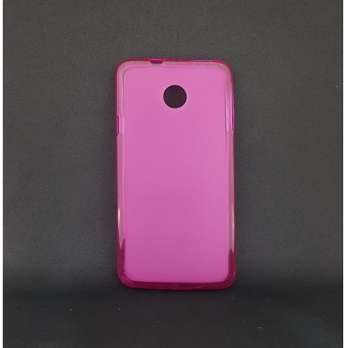 SILICONE CASE HUAWEI ASCEND Y330 PINK