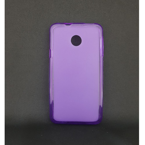 SILICONE CASE HUAWEI ASCEND Y330 PURPLE