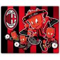 TAPPETINO MOUSE / MOUSE PAD A.C. MILAN - PRODOTTO UFFICIALE